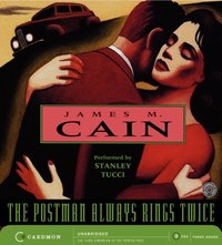 Postman Always Rings Twice - James Cain - audiobook