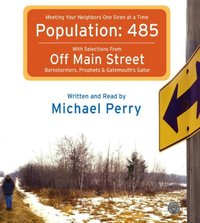 Population: 485 - Michael Perry - audiobook