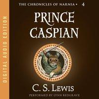 Prince Caspian - C. S. Lewis - audiobook
