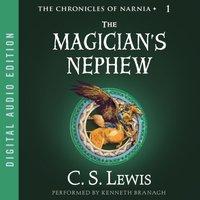 Magician's Nephew - C. S. Lewis - audiobook