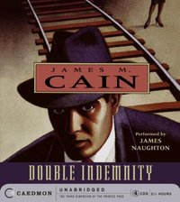 Double Indemnity - James Cain - audiobook