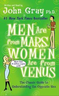 Men Are From Mars - John Gray - audiobook