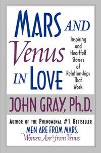 Mars and Venus in Love - John Gray - audiobook