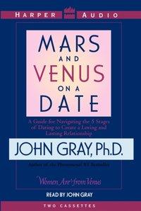Mars and Venus on a Date - John Gray - audiobook