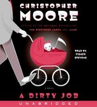 Dirty Job - Christopher Moore - audiobook