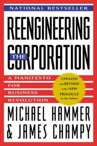 Reengineering the Corporation - Michael Hammer - audiobook