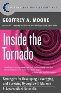 Inside the Tornado - Geoffrey A. Moore - audiobook