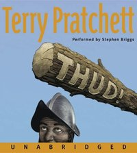 Thud! - Terry Pratchett - audiobook