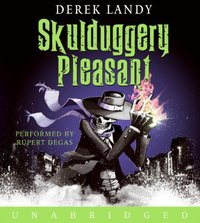 Skulduggery Pleasant - Derek Landy - audiobook