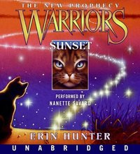 Warriors: The New Prophecy #6: Sunset - Erin Hunter - audiobook