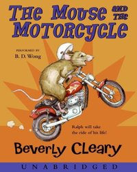 Mouse and the Motorcycle - Beverly Cleary - audiobook