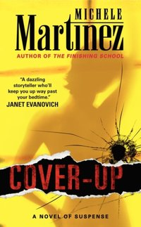 Cover-up - Michele Martinez - audiobook