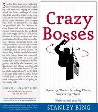 Crazy Bosses and Sun Tzu - Stanley Bing - audiobook