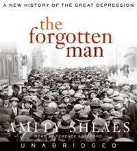 Forgotten Man - Amity Shlaes - audiobook