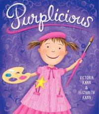 Purplicious - Victoria Kann - audiobook