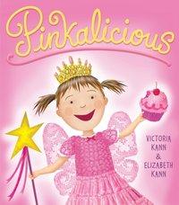 Pinkalicious - Victoria Kann - audiobook