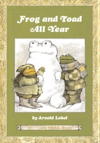 Frog and Toad All Year - Arnold Lobel - audiobook