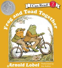 Frog and Toad Together - Arnold Lobel - audiobook