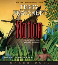 Nation - Terry Pratchett - audiobook