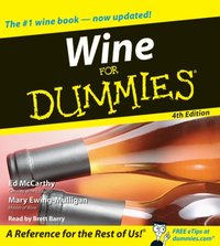 Wine for Dummies 4th Edition - Ed McCarthy - audiobook