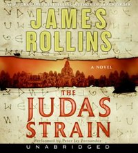 Judas Strain - James Rollins - audiobook
