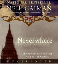 Neverwhere - Neil Gaiman - audiobook