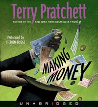 Making Money - Terry Pratchett - audiobook
