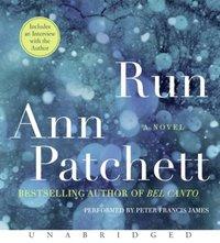 Run - Ann Patchett - audiobook