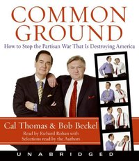 Common Ground - Cal Thomas - audiobook