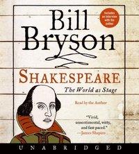 Shakespeare - Bill Bryson - audiobook