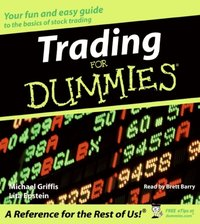 Trading for Dummies - Michael Griffis - audiobook