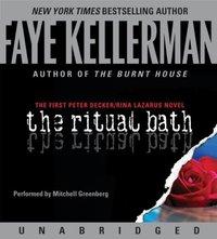 Ritual Bath - Faye Kellerman - audiobook
