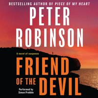 Friend of the Devil - Peter Robinson - audiobook