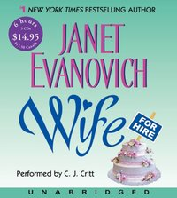 Wife for Hire - Janet Evanovich - audiobook