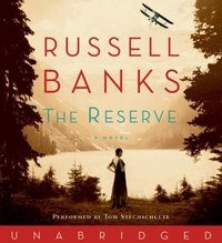 Reserve - Russell Banks - audiobook