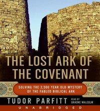 Lost Ark of The Covenant - Tudor Parfitt - audiobook