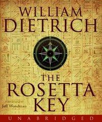 Rosetta Key - William Dietrich - audiobook