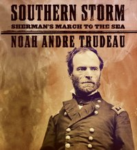 Southern Storm - Noah Andre Trudeau - audiobook