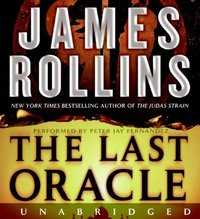 Last Oracle - James Rollins - audiobook