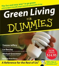 Green Living for Dummies - Liz Barclay - audiobook