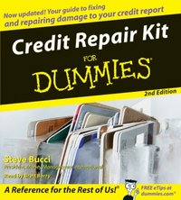 Credit Repair Kit for Dummies - Steve Bucci - audiobook