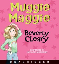 Muggie Maggie - Beverly Cleary - audiobook