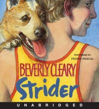 Strider - Beverly Cleary - audiobook