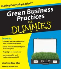 Green Business Practices for Dummies - Lisa Swallow - audiobook