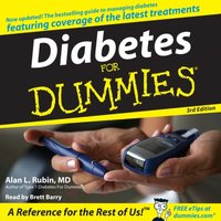Diabetes For Dummies 3rd Edition - Alan Rubin - audiobook
