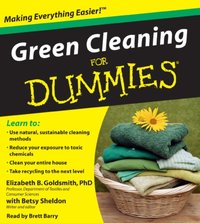 Green Cleaning for Dummies - Elizabeth Goldsmith - audiobook