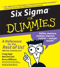 Six Sigma For Dummies - Bruce Williams - audiobook