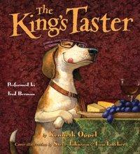 King's Taster - Kenneth Oppel - audiobook