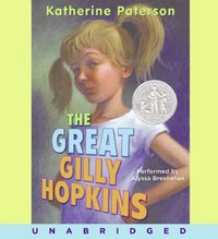 Great Gilly Hopkins - Katherine Paterson - audiobook