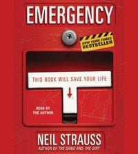 Emergency - Neil Strauss - audiobook